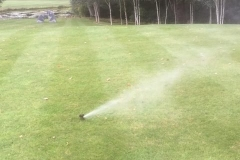 Compressed air blowdown