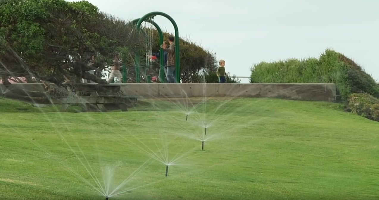 Oasis Watering Systems Installation